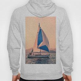 Yacht racing Hoody
