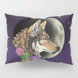 coyote night Pillow Sham