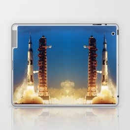 "Apollo Saturn V ""LIFTOFF"" 1967 Laptop & iPad Skin"