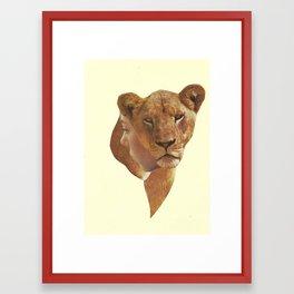 Chimera #1 Framed Art Print