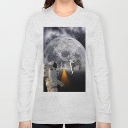 The Lost Astronauts Long Sleeve T-shirt