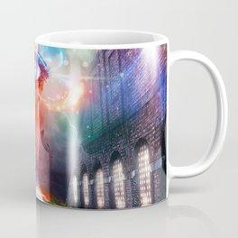 One Eye That Sees Beyond a World Divided Coffee Mug