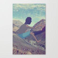 Giant of the Cajon Canvas Print