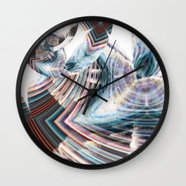 Droste Cyclone Wall Clock