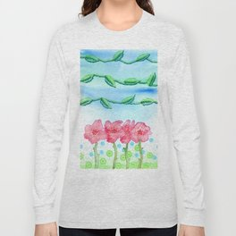 Valley of Roses Long Sleeve T-shirt