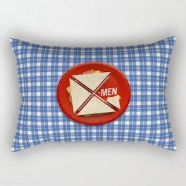 X-MEN craft service Rectangular Pillow