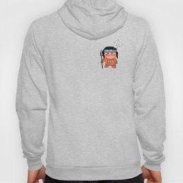 Little Red Indian Hoody