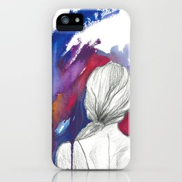 Anyway it doesn't matter anymore iii (i) iPhone Case
