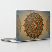 moroccan Laptop & iPad Skins featuring Moroccan sun by Awispa