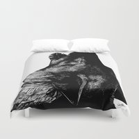 howl Duvet Covers featuring Howl by Victoria-Samantha