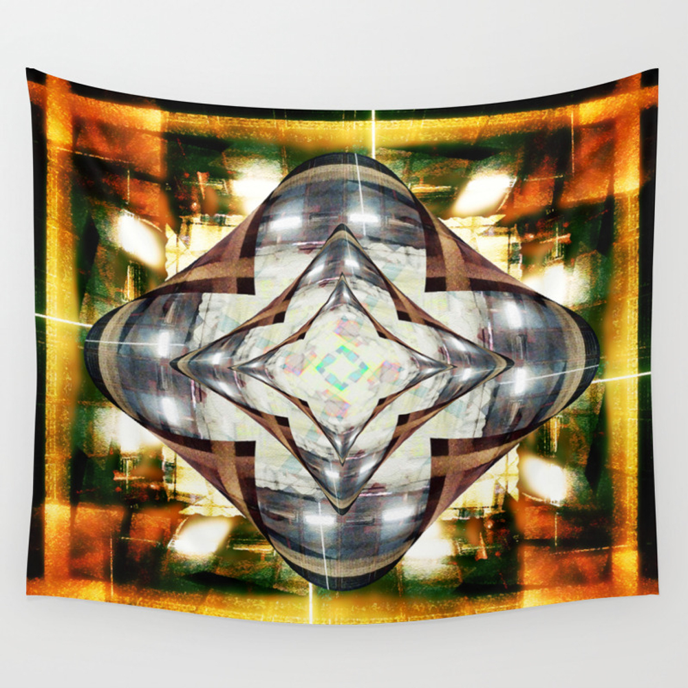 Napkin Wall Tapestry by Fredericomaia TPS7001625