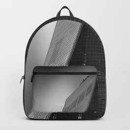 One World Trade Center in New York City Backpack