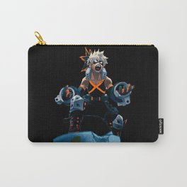 Katsuki Bakugou Mad Carry-All Pouch