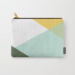 Geometrics - citrus & concrete Carry-All Pouch