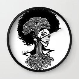 Oakland Queen Wall Clock