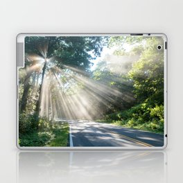Forest Road Laptop & iPad Skin