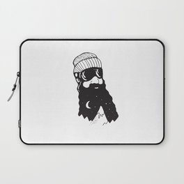 Snow Man Laptop Sleeve