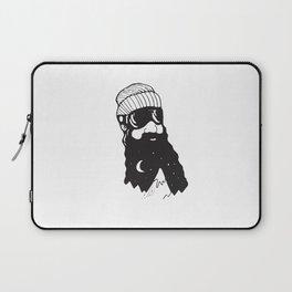 Snow Man Laptop Sleeve