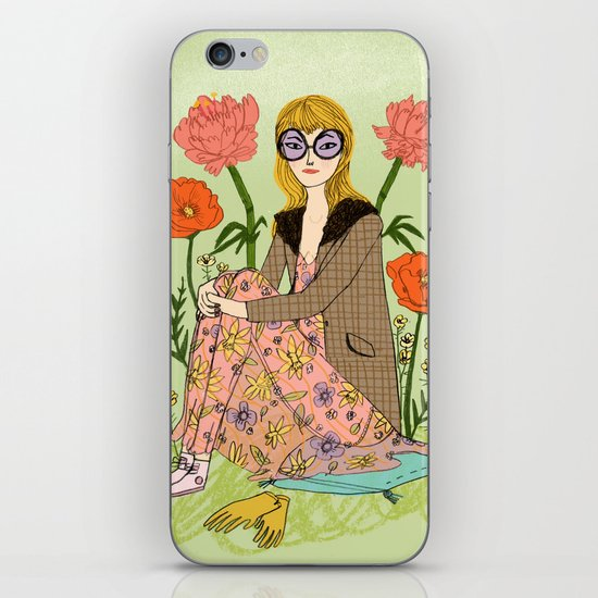 Spring Fashion iPhone & iPod Skin