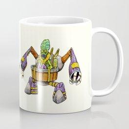 Peace Among Worlds Coffee Mug