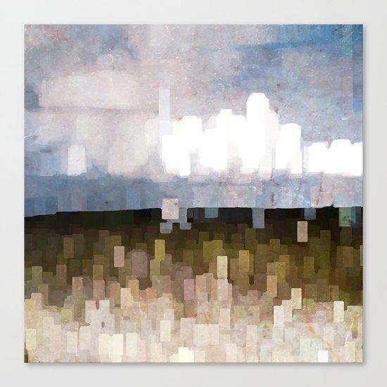 Weather Phenomena Canvas Print