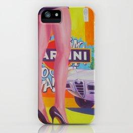 Duetto iPhone Case