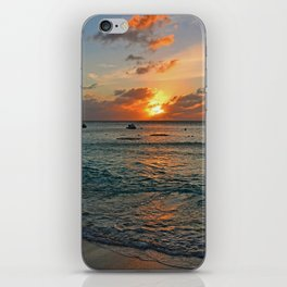 Even in Darkness iPhone Skin