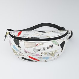 Audrey Fashion (Scattered) Fanny Pack