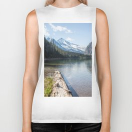 I Lake This View Biker Tank