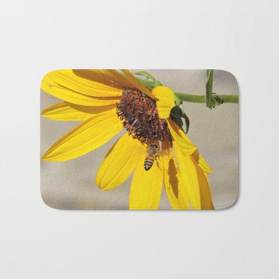 Desert Sunflower Pollen Shop Bath Mat