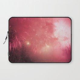 Universe of Fireworks. Laptop Sleeve