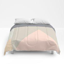 Pasteli Geometrico Comforters