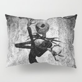 Jack Art Style Pillow Sham