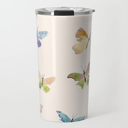 Beautiful Butterflies Travel Mug