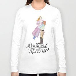 A Leap Beyond Reason Long Sleeve T-shirt