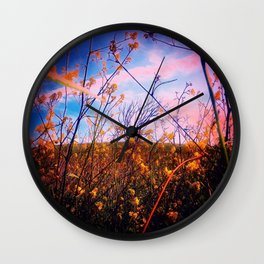 Swish Wall Clock