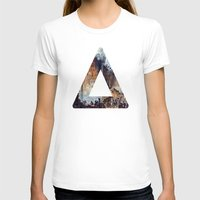 bastille T-shirts featuring Bastille (solid) by syrup