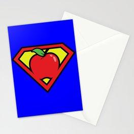 Super Teacher Stationery Cards