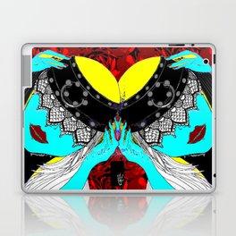 Iriana- Serie Viva La Femme Laptop & iPad Skin