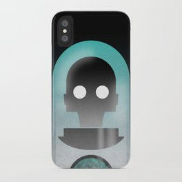 Mr. Freeze iPhone Case