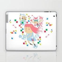 Polypop FlyGirl Laptop & iPad Skin