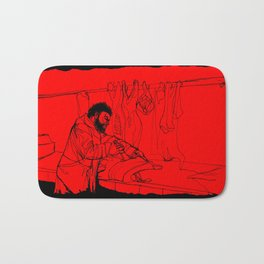 Butcher Bath Mat