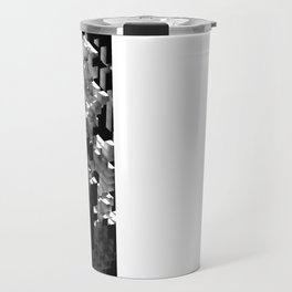 Cellular Automata 01 Travel Mug