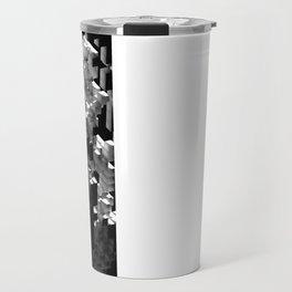 Cellular Automata 01 Travel Mug