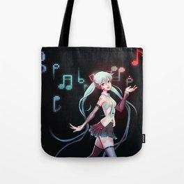 Miku V4 Tote Bag
