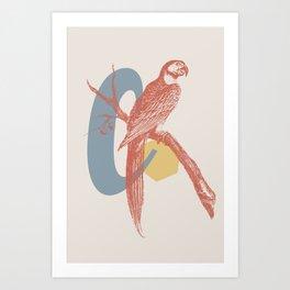 C Art Print