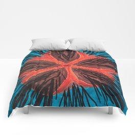 Fire Urchin Comforters