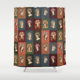 The Saints of Sunnydale  Shower Curtain