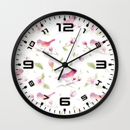 Spring is in the air #38 Wall Clock