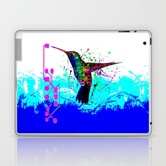 hummingbird Program Laptop & iPad Skin